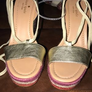 kate spade Shoes - Brand new Kate Spade ♠️ Wedges